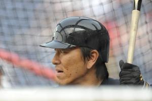 Hideki Matsui [MBL NY Yankees]