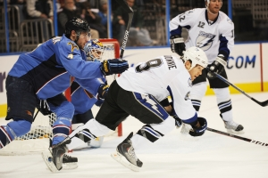 Steve Downie [NHL Tampa Bay Lightning]