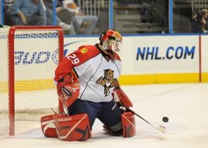 Tomas Vokoun [NHL Florida Panthers]