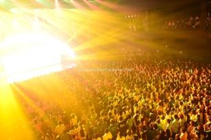 Tokyo, Japan - August 27: J-pop group GReeeeN performs at Zepp Tokyo on August 27, 2013 in Tokyo, Japan.(Photo by Hiro Sato)