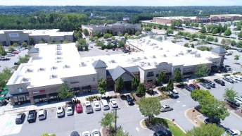 JOHNS CREEK REAL-ESTATE PROPERTY DRONE PHOTO AERIAL PHOTO